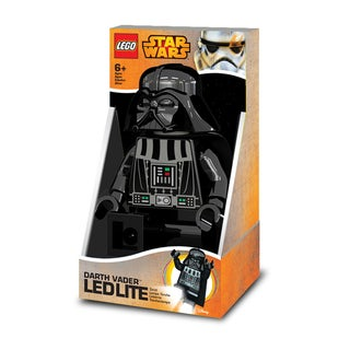 LEGO Star Wars Darth Vader Torch - Black