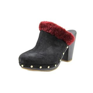 Ugg Australia Women's 'Adele' Black Regular Suede Casual Shoes