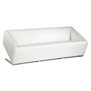 White Celine Sofa