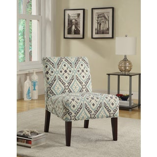 Coaster Company Patterned Armless Accent Chair