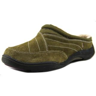 Grasshoppers Women's 'Prospect Clog' Regular Suede Casual Shoes