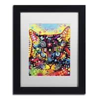 Dean Russo 'Manx' Matted Framed Art