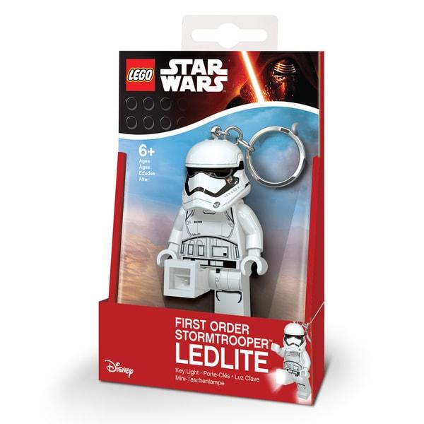 LEGO Star Wars First Order Stormtrooper Key Light