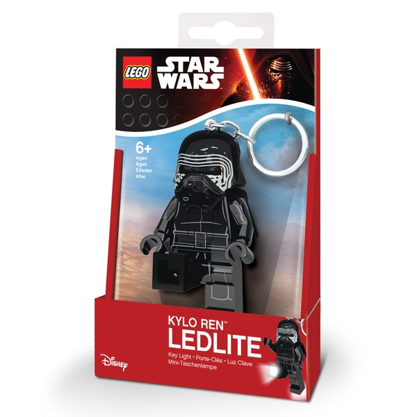 Shop Lego Star Wars Kylo Ren Key Light Free Shipping On