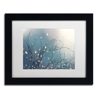 Beata Czyzowska Young 'When You're Sleeping' Matted Framed Art