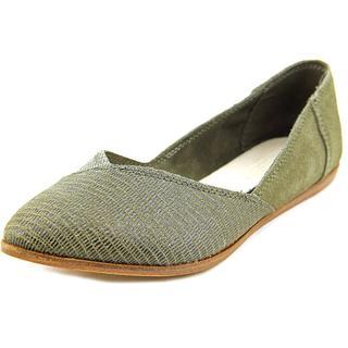 Toms Women's 'Jutti' Regular Suede Casual Shoes
