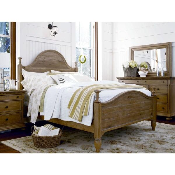 Paula Deen Down Home Bedroom: Shop Paula Deen Down Home Oatmeal Finish Bed
