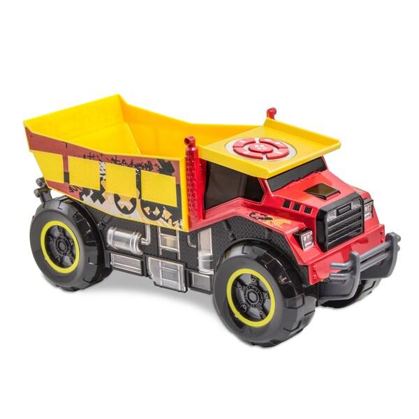 Kid Galaxy Red Dump Truck