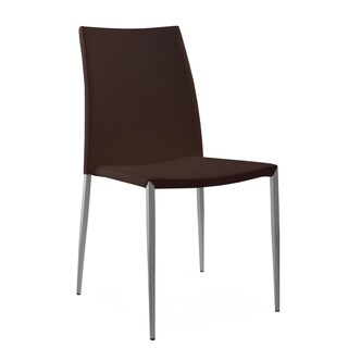Bellini Modern Living Sandra Dark Brown Dining Chair