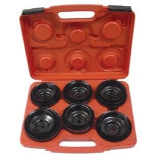 Master Oil Filter Wrench Kit 17-piece