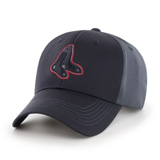 Fan Favorites Boston Red Sox MLB Blackball Hook and Loop Hat