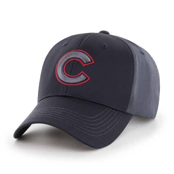 Fan Favorites Chicago Cubs MLB Blackball Hook and Loop Hat