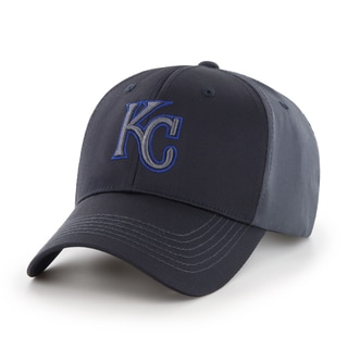 Fan Favorites Kansas City Royals MLB Blackball Velcro Hat