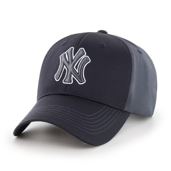 Fan Favorites New York Yankees MLB Blackball Hook and Loop Hat