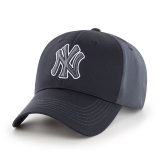 Fan Favorites New York Yankees MLB Blackball Velcro Hat