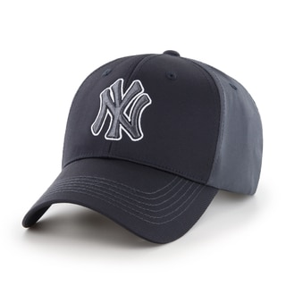 Fan Favorites New York Yankees MLB Blackball Hook and Loop Hat