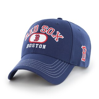 Fan Favorites Boston Red Sox MLB Draft Hook and Loop Hat