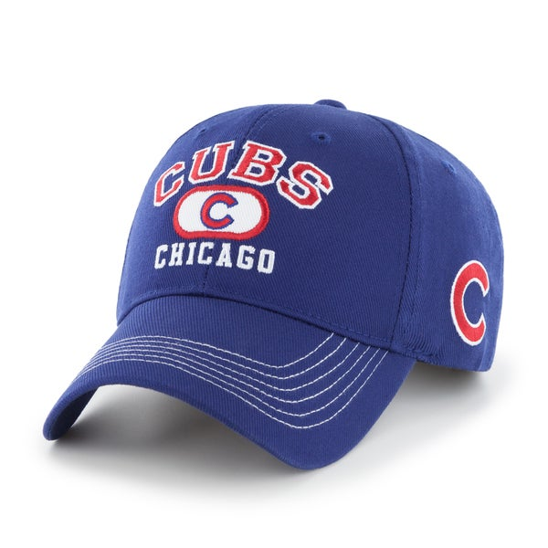 Fan Favorites Chicago Cubs MLB Draft Hook and Loop Hat