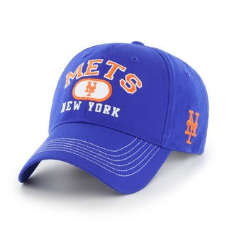 Fan Favorites New York Mets MLB Draft Velcro Hat