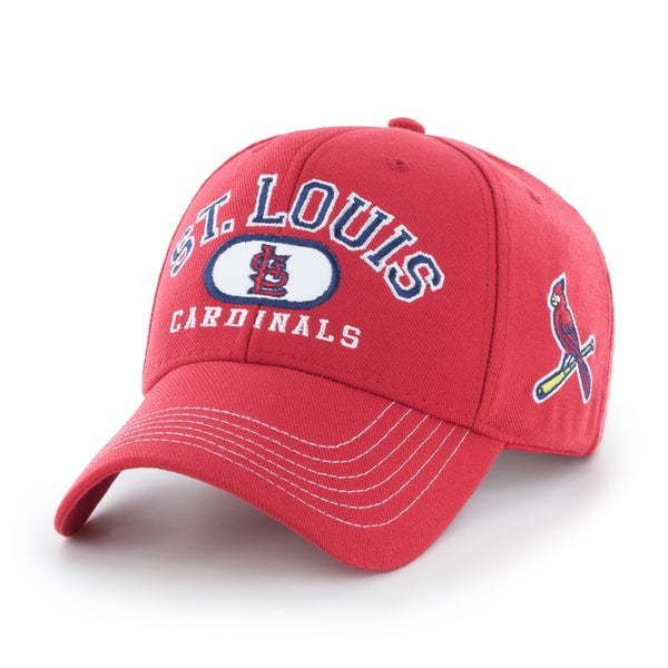 new style 3941f 74707 Fan Favorites St. Louis Cardinals MLB Draft Hook and Loop Hat