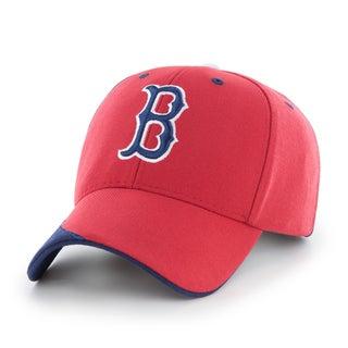 Fan Favorites Boston Red Sox MLB Hubris Velcro Hat