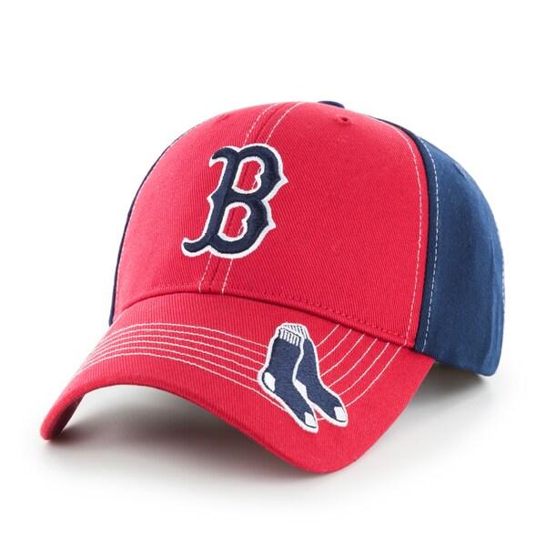Fan Favorites Boston Red Sox MLB Revolver Hook and Loop Hat