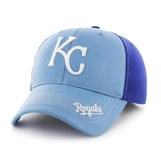 Fan Favorites Kansas City Royals MLB Revolver Hook and Loop Hat