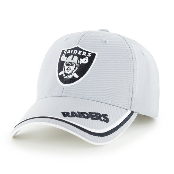 Fan Favorites Oakland Raiders NFL Forest Hook and Loop Hat