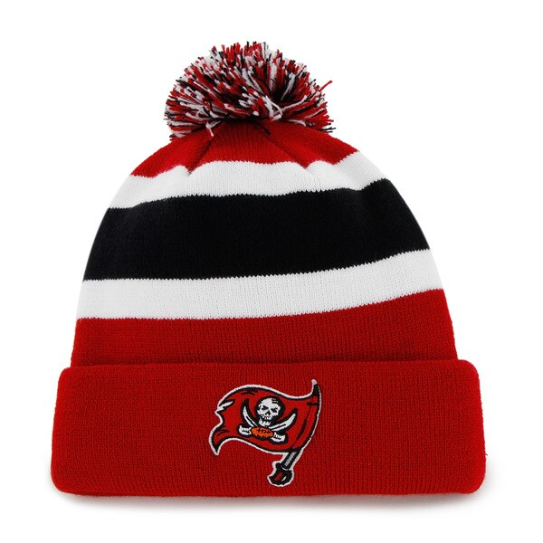 Fan Favorites Tampa Bay Buccaneers NFL Knit Beanie Hat
