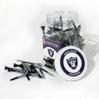 NFL Oakland Raiders Multi-colored 175 Tee Jar