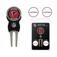 NFL Atlanta Falcons Golf Divot Tool Pack