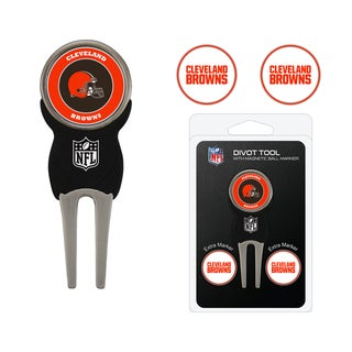 NFL Cleveland Browns Golf Divot Tool Pack