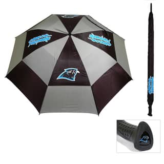 Carolina Panthers 62-inch Double Canopy Golf Umbrella|https://ak1.ostkcdn.com/images/products/12186200/P19035759.jpg?impolicy=medium