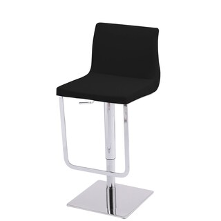 Bellini Modern Living Black Lift and Swivel Barstool