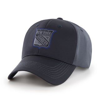 Fan Favorites New York Rangers NHL Blackball Velcro Hat