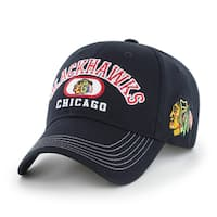Fan Favorites Chicago Blackhawks NHL Draft Hook and Loop Hat
