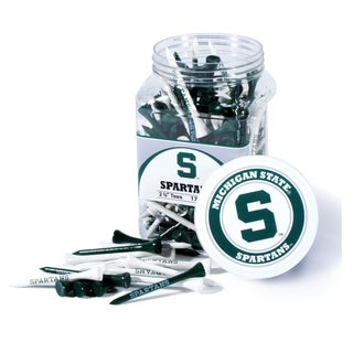 Michigan State Spartans Multi-colored 175 Tee Jar