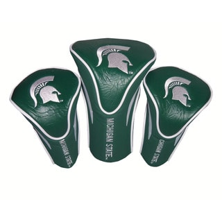 Michigan State Spartans Contour Wood Headcover Set