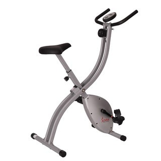 Sunny Health and Fitness SF-B2605 Magnetic Folding Exercise Bike
