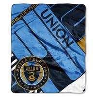 MLS 070 Union Scramble Raschel Throw