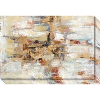 Canvas Art Gallery Wrap 'Old Bridge Reminiscence' by Silvia Vassileva 24 x 16-inch