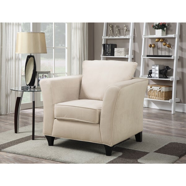 cream velvet armchair shop coaster company cream velvet arm chair free 13628 | Cream Velvet Chair 50ac269f 3f70 4f7e 8111 cb8e1be6d790 600