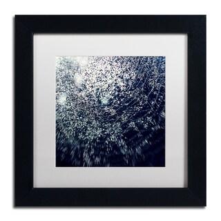Beata Czyzowska Young '50 Shapes of Joy' Matted Framed Art