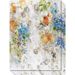 Canvas Art Gallery Wrap 'Certifiable' by Casey Matthews 16 x 22-inch
