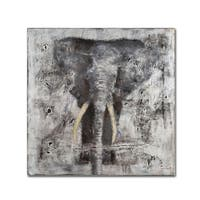 Joarez 'Wild Life' Canvas Art - Multi