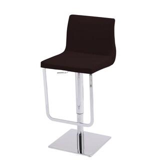Bellini Modern Living Brown Lift Barstool