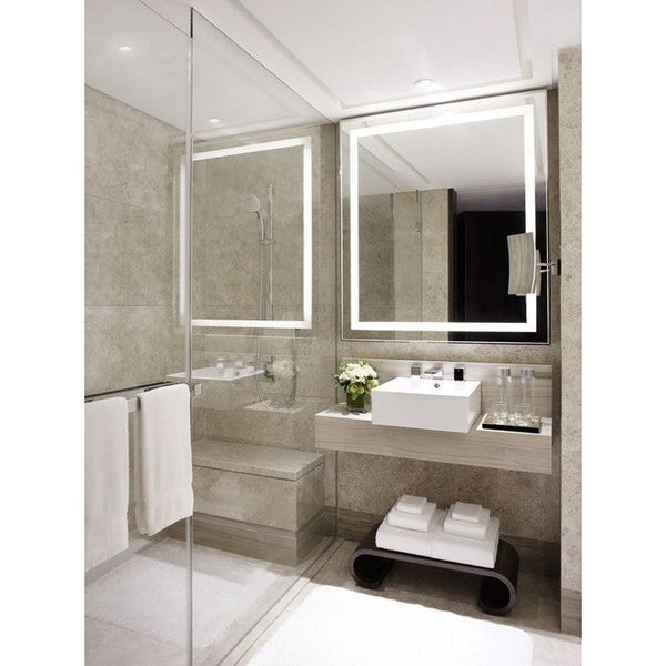 Ib Mirror Harmony Lighted Bathroom Mirror Free Shipping