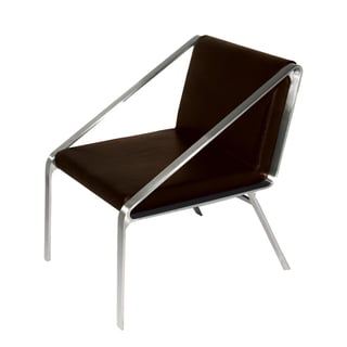 Bellini Modern Living Owen Brown Accent Chair