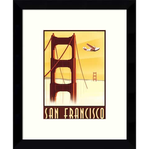San Francisco by Steve Forney 9 x 11-inch