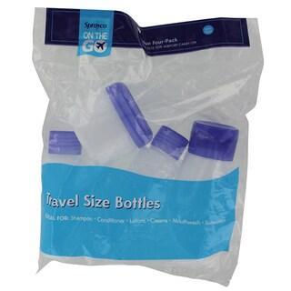 Sprayco B-85 Assorted Colors 4-piece Travel Kit